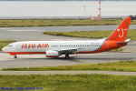 Chofu Spotter Ariaさんが、関西国際空港で撮影したチェジュ航空 737-82Rの航空フォト(写真)