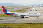 Chofu Spotter Ariaさんが、関西国際空港で撮影したネパール航空 A330-243の航空フォト(飛行機 写真・画像)