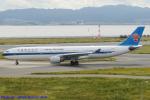 Chofu Spotter Ariaさんが、関西国際空港で撮影した中国南方航空 A330-323Xの航空フォト(写真)