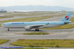 Chofu Spotter Ariaさんが、関西国際空港で撮影した大韓航空 A330-323Xの航空フォト(写真)