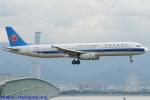 Chofu Spotter Ariaさんが、関西国際空港で撮影した中国南方航空 A321-231の航空フォト(写真)