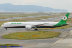 Chofu Spotter Ariaさんが、関西国際空港で撮影したエバー航空 787-10の航空フォト(写真)