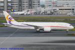 Chofu Spotter Ariaさんが、羽田空港で撮影した金鹿航空 787-8 Dreamlinerの航空フォト(飛行機 写真・画像)
