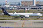 Chofu Spotter Ariaさんが、羽田空港で撮影したルフトハンザドイツ航空 A350-941XWBの航空フォト(飛行機 写真・画像)