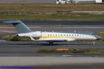 Chofu Spotter Ariaさんが、羽田空港で撮影したコムラックス・マルタ BD-700-1A10 Global 6000の航空フォト(飛行機 写真・画像)