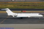 Chofu Spotter Ariaさんが、羽田空港で撮影したFAI レント・ア・ジェット BD-700-1A10 Global Expressの航空フォト(飛行機 写真・画像)