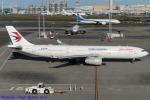 Chofu Spotter Ariaさんが、羽田空港で撮影した中国東方航空 A330-343Xの航空フォト(飛行機 写真・画像)