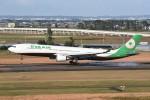 kumagorouさんが、仙台空港で撮影したエバー航空 A330-302の航空フォト(飛行機 写真・画像)