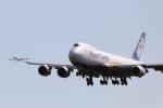 senyoさんが、成田国際空港で撮影した日本貨物航空 747-8KZF/SCDの航空フォト(写真)