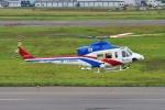 ブルーさんさんが、札幌飛行場で撮影した国土交通省 北海道開発局 412EPの航空フォト(飛行機 写真・画像)
