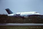 tassさんが、成田国際空港で撮影したロンドン・エア・サービス CL-600-2B16 Challenger 605の航空フォト(飛行機 写真・画像)
