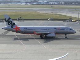 ヒロリンさんが、パース空港で撮影したジェットスター A320-232の航空フォト(飛行機 写真・画像)