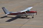 Cスマイルさんが、花巻空港で撮影した川崎航空 TU206G Turbo Stationair 6の航空フォト(写真)