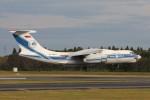 YASKYさんが、成田国際空港で撮影したヴォルガ・ドニエプル航空 Il-76TDの航空フォト(写真)