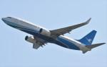 鉄バスさんが、関西国際空港で撮影した厦門航空 737-86Nの航空フォト(写真)