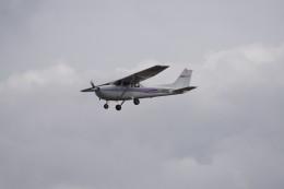 senbaさんが、成田国際空港で撮影した日本モーターグライダークラブ 172R Skyhawkの航空フォト(飛行機 写真・画像)