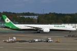 あしゅーさんが、成田国際空港で撮影したエバー航空 787-10の航空フォト(飛行機 写真・画像)