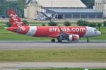 amagoさんが、ドンムアン空港で撮影したタイ・エアアジア A320-251Nの航空フォト(写真)