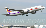 AIRFORCE ONEさんが、羽田空港で撮影した金鹿航空 787-8 Dreamlinerの航空フォト(写真)