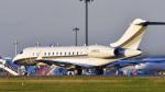 パンダさんが、成田国際空港で撮影したTVPX ARS INC TRUSTEE BD-700-1A10 Global Expressの航空フォト(飛行機 写真・画像)