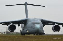 gucciyさんが、入間飛行場で撮影した航空自衛隊 C-2の航空フォト(飛行機 写真・画像)
