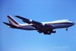 tassさんが、成田国際空港で撮影したカリッタ エア 747-269BMの航空フォト(飛行機 写真・画像)