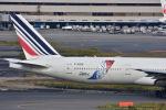 チョロ太さんが、羽田空港で撮影したエールフランス航空 777-328/ERの航空フォト(写真)