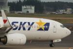ま~くんさんが、茨城空港で撮影したスカイマーク 737-86Nの航空フォト(写真)