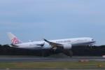 ま~くんさんが、成田国際空港で撮影したチャイナエアライン A350-941XWBの航空フォト(写真)