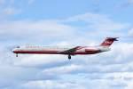 Mochi7D2さんが、新潟空港で撮影した遠東航空 MD-83 (DC-9-83)の航空フォト(写真)