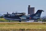 yabyanさんが、名古屋飛行場で撮影した海上自衛隊 US-2の航空フォト(飛行機 写真・画像)