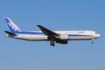 うとPさんが、RJAAで撮影した全日空 767-381/ERの航空フォト(写真)
