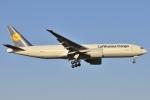 うとPさんが、RJAAで撮影したルフトハンザ・カーゴ 777-FBTの航空フォト(写真)