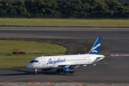 344さんが、広島空港で撮影したヤクティア・エア 100-95Bの航空フォト(飛行機 写真・画像)