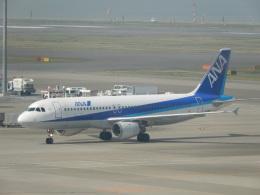 YBH44564さんが、羽田空港で撮影した全日空 A320-211の航空フォト(飛行機 写真・画像)