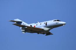 航空フォト:02-3027 航空自衛隊 U-125A