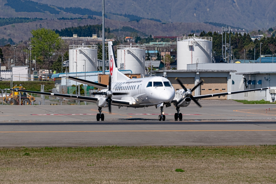 Ariesさんの北海道エアシステム Saab 340 (JA03HC) 航空フォト