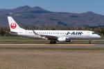 Ariesさんが、函館空港で撮影したジェイ・エア ERJ-190-100(ERJ-190STD)の航空フォト(写真)