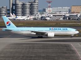 航空フォト:HL7764 大韓航空 777-200