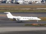 FT51ANさんが、羽田空港で撮影したTVPX ARS INC TRUSTEE G-IV-X Gulfstream G450の航空フォト(写真)