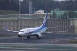 KAZFLYERさんが、成田国際空港で撮影した全日空 737-781の航空フォト(飛行機 写真・画像)