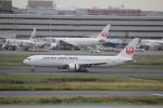 keitsamさんが、羽田空港で撮影した日本航空 767-346の航空フォト(写真)