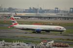 keitsamさんが、羽田空港で撮影したブリティッシュ・エアウェイズ 777-336/ERの航空フォト(写真)