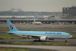 keitsamさんが、羽田空港で撮影した大韓航空 777-2B5/ERの航空フォト(写真)
