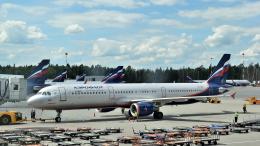 ライトレールさんが、シェレメーチエヴォ国際空港で撮影したアエロフロート・ロシア航空 A321-211の航空フォト(飛行機 写真・画像)