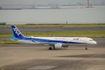 keitsamさんが、羽田空港で撮影した全日空 A321-272Nの航空フォト(飛行機 写真・画像)