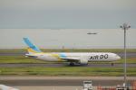keitsamさんが、羽田空港で撮影したAIR DO 767-381の航空フォト(飛行機 写真・画像)