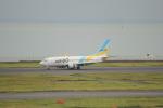 keitsamさんが、羽田空港で撮影したAIR DO 737-781の航空フォト(飛行機 写真・画像)