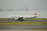keitsamさんが、羽田空港で撮影した日本航空 777-289の航空フォト(写真)