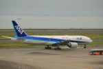 keitsamさんが、羽田空港で撮影した全日空 777-281/ERの航空フォト(飛行機 写真・画像)